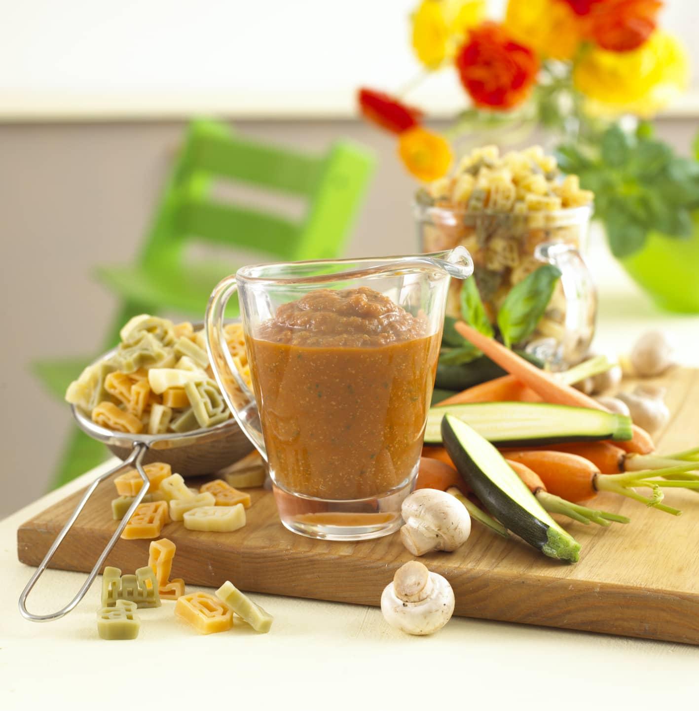 Hidden Veg Sauce Recipe by Annabel Karmel