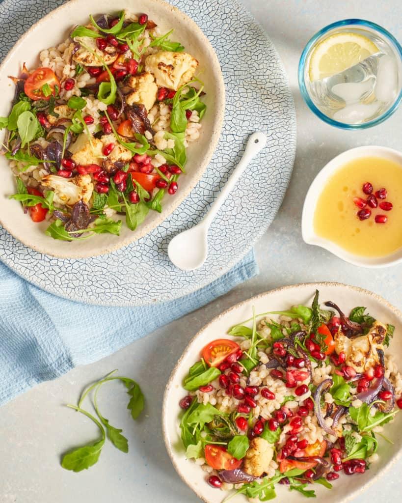 Pearl Barley Salad Recipe by Annabel Karmel