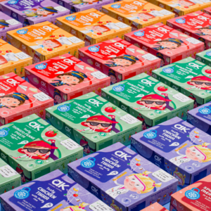 Frozen Meals for Toddlers & Kids
