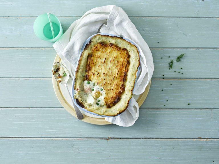 Annabel's Favourite Fish Pie recipe by Annabel Karmel
