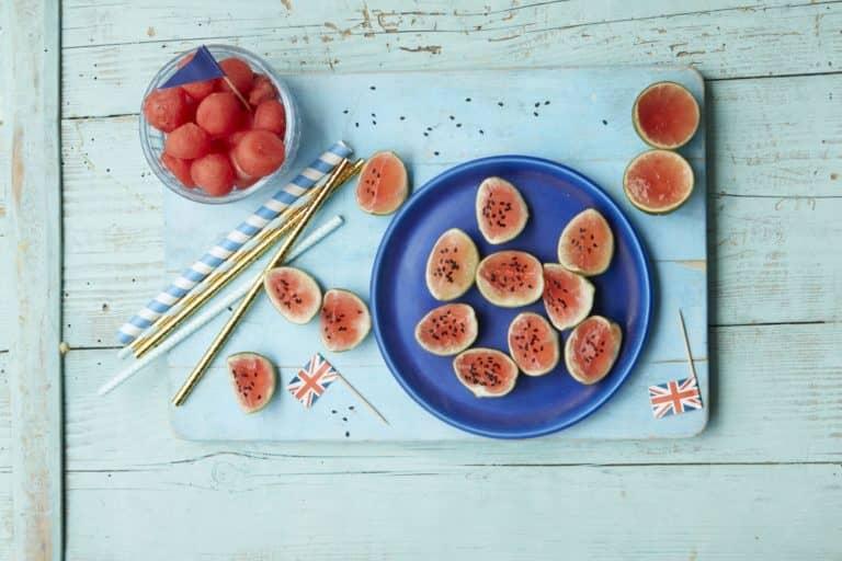 Mini Watermelon Jellies Recipe by Annabel Karmel