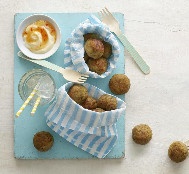 Veggie Balls recipe by Annabel Karmel