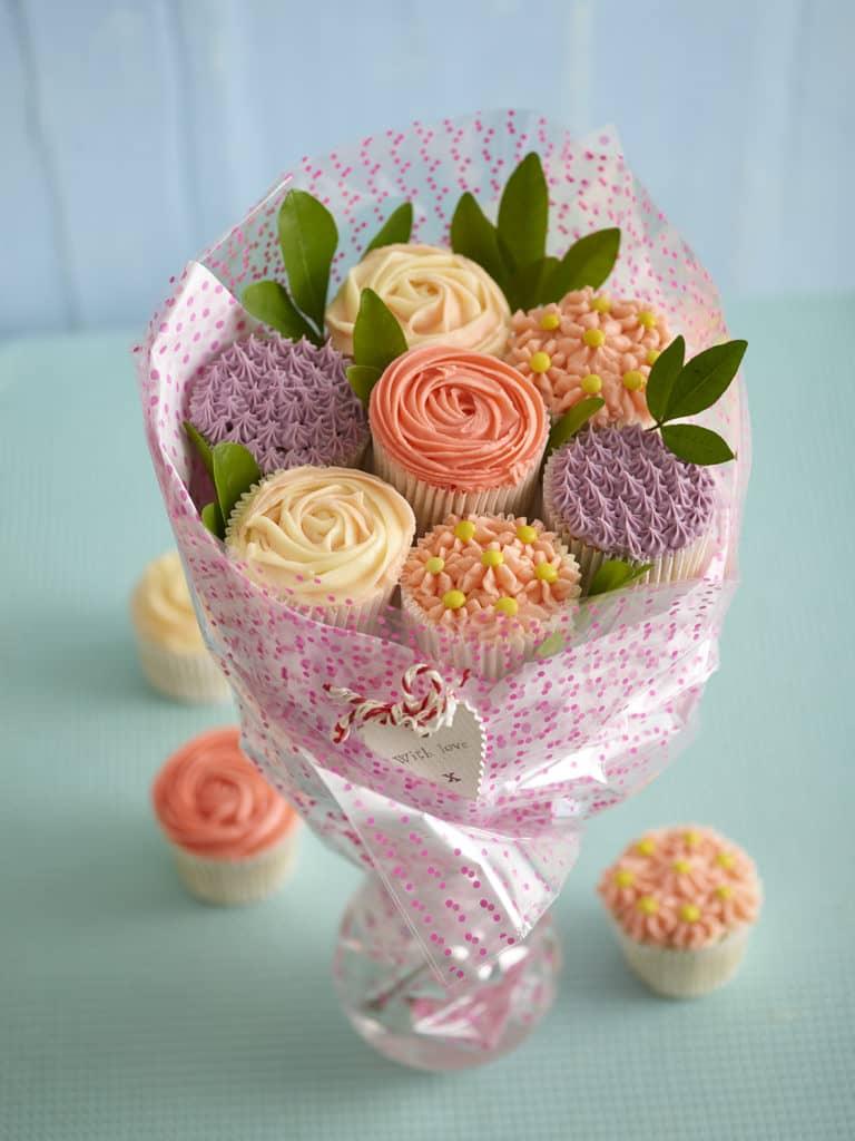 Cupcake Bouquet Recipe by Annabel Karmel