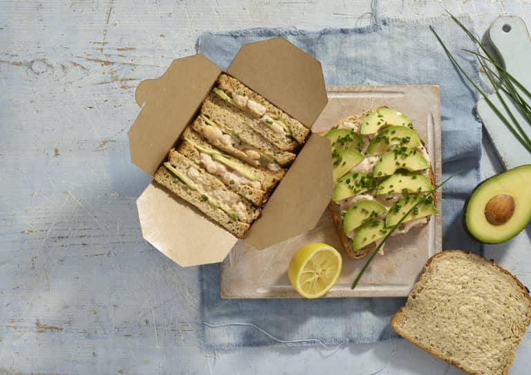Perfect Prawn and Avocado Sandwich recipe by Annabel Karmel