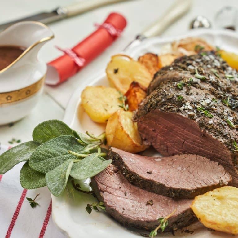 Perfect Roast Beef recipe by Annabel Karmel