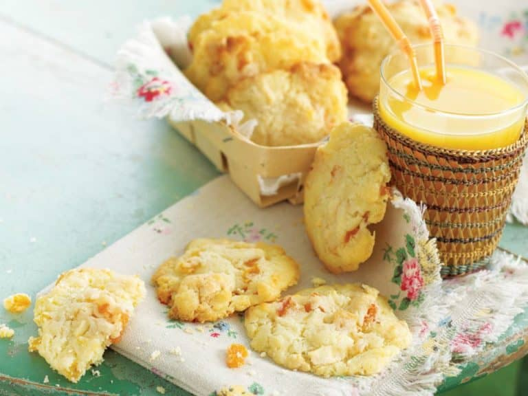 Apricot Cookies recipe by Annabel Karmel
