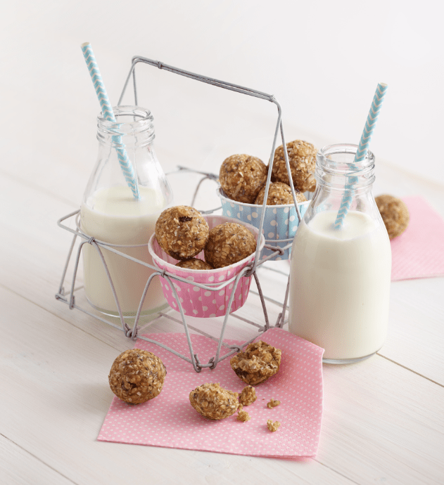 Mini Energy Balls recipe by Annabel Karmel