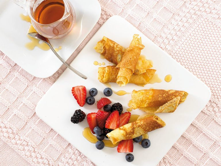 Baby's First Pancakes recipe by Annabel Karmel