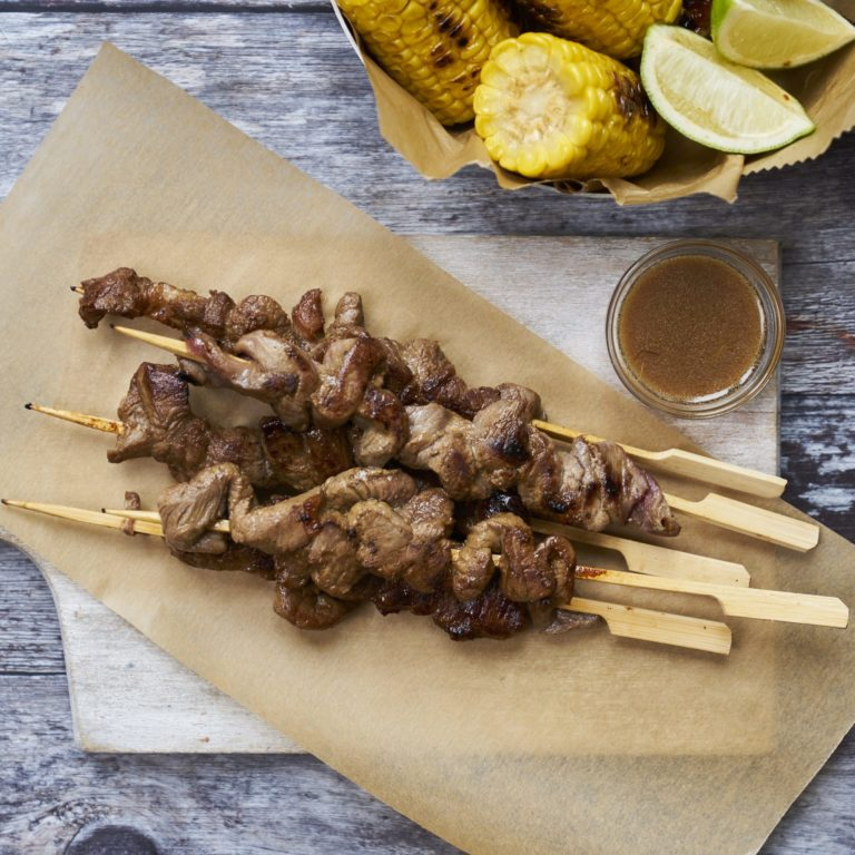 Beef Teriyaki Skewers Recipe by Annabel Karmel