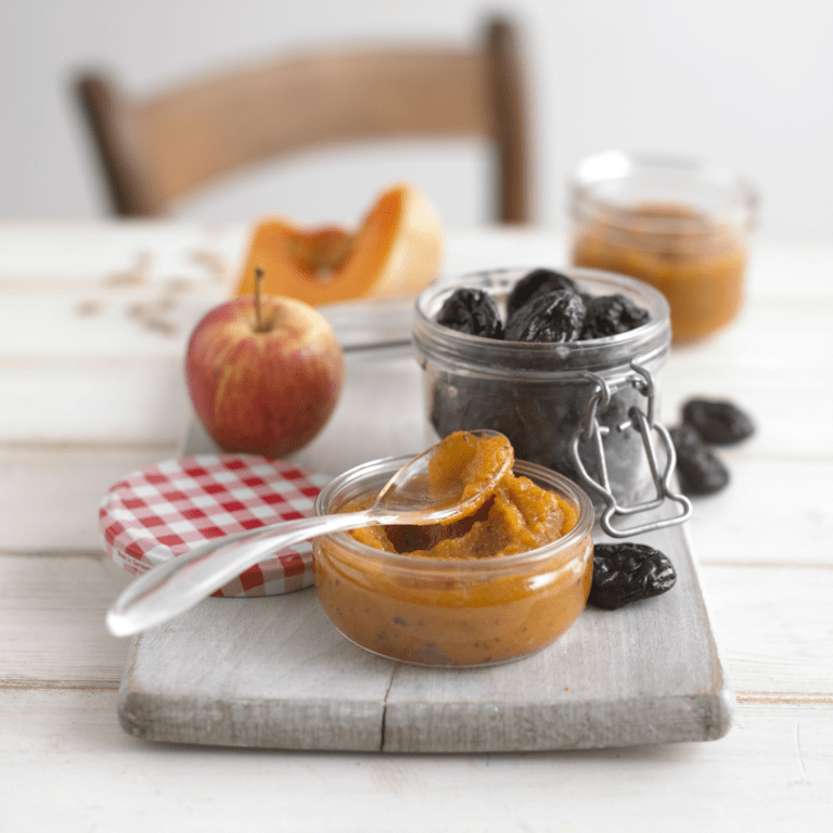 Butternut Squash Carrot and Apple Recipe by Annabel Karmel