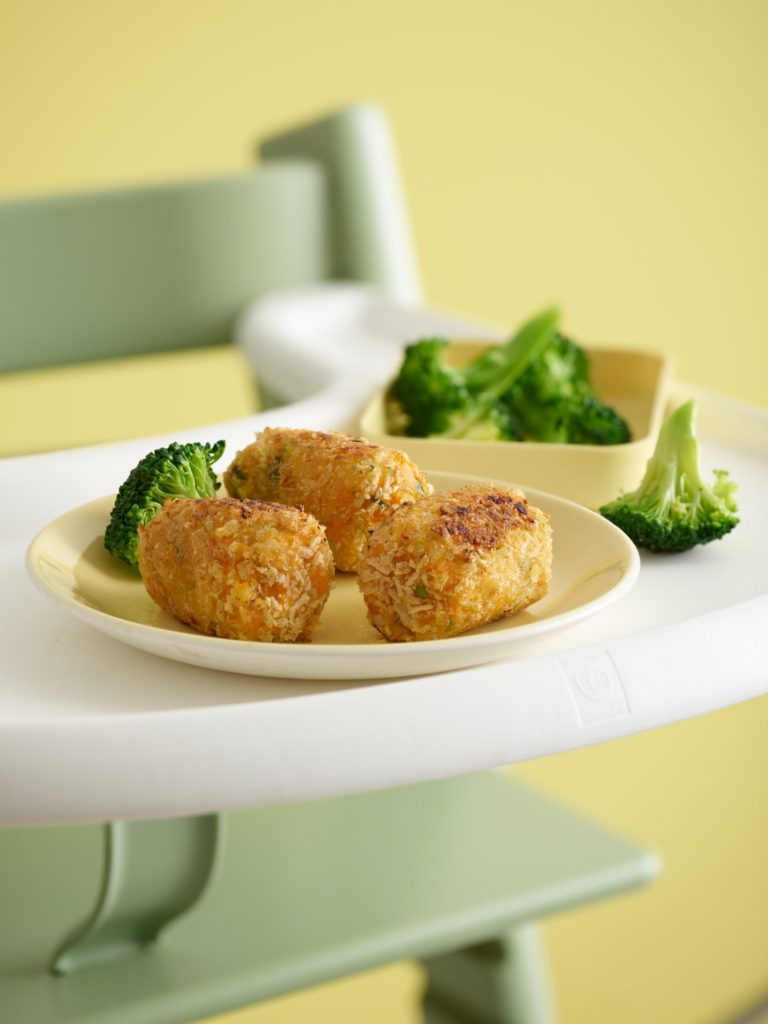 Chicken Croquettes recipe by Annabel Karmel