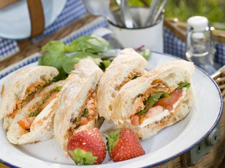 Ciabatta Sandwich Loaf recipe by Annabel Karmel