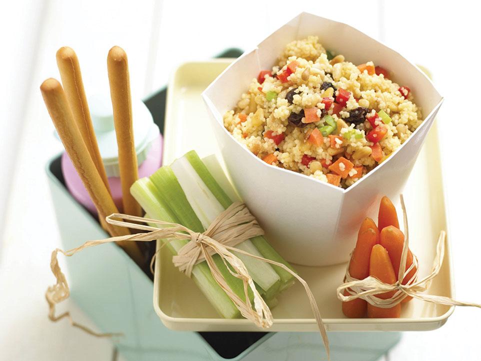 Couscous Salad recipe by Annabel Karmel