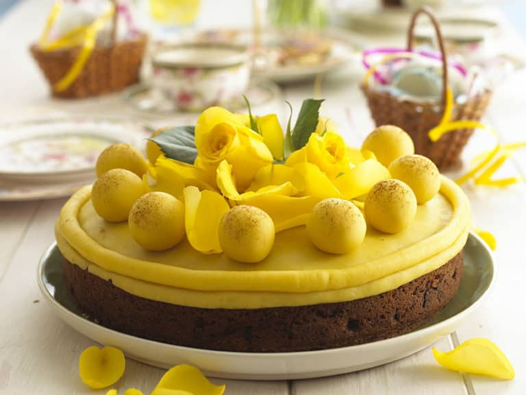 Easter Cake recipe by Annabel Karmel