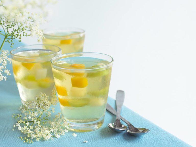 Elderflower Jelly recipe by Annabel Karmel
