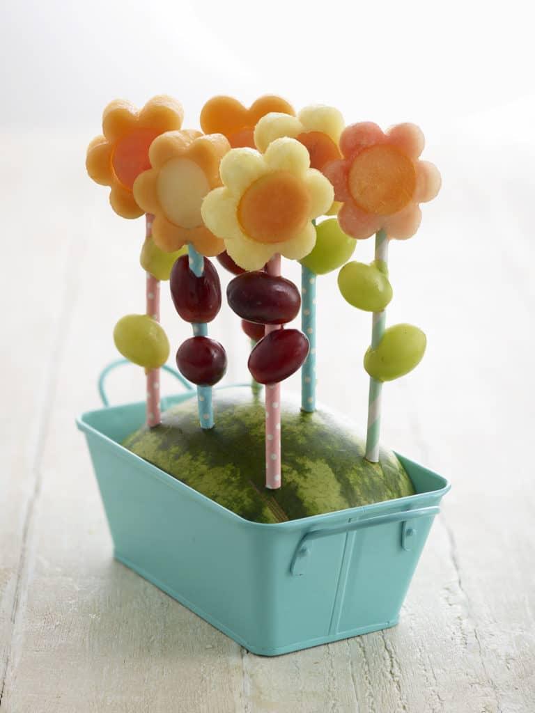 Fruit Flowers recipe by Annabel Karmel