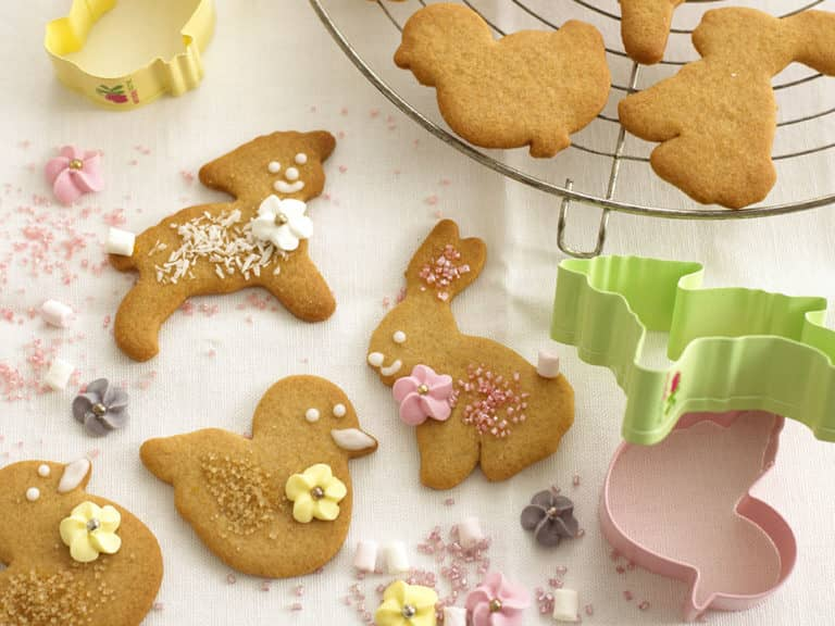 Ginger Cookies recipe by Annabel Karmel