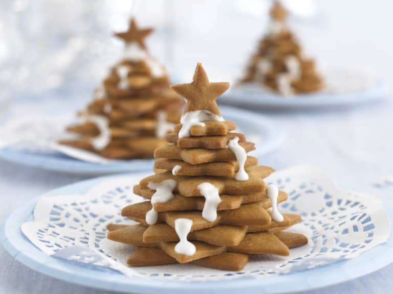 Ginger Star Biscuits recipe by Annabel Karmel
