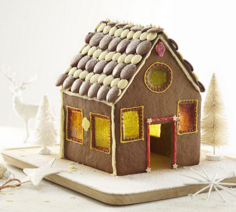 Annabel's Gingerbread House recipe by Annabel Karmel