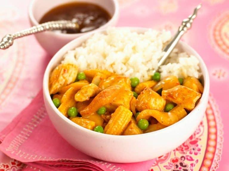 Kids Chicken Curry recipe by Annabel Karmel