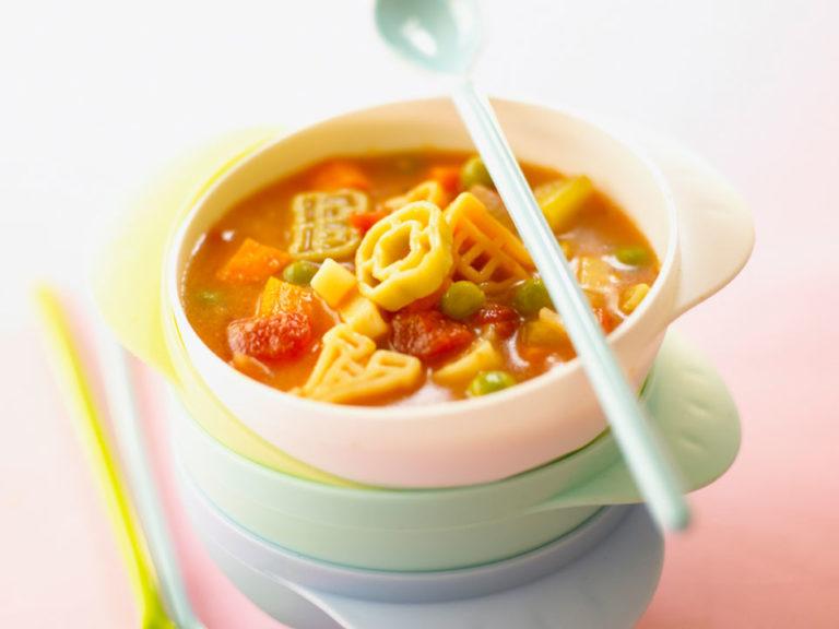 Minestrone Soup recipe by Annabel Karmel