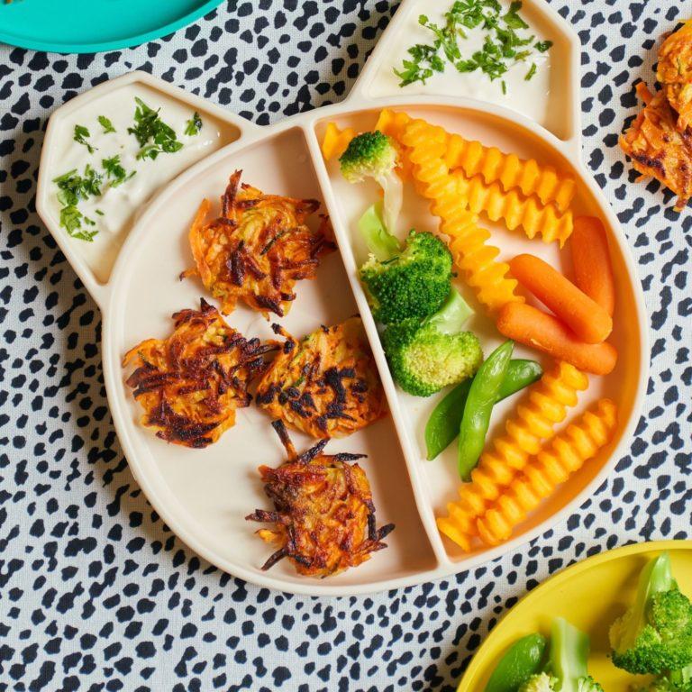 Mini Vegetable Rostis recipe by Annabel Karmel