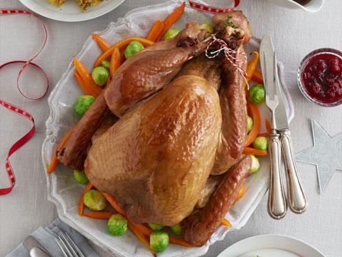 Christmas Turkey Recipe by Annabel Karmel