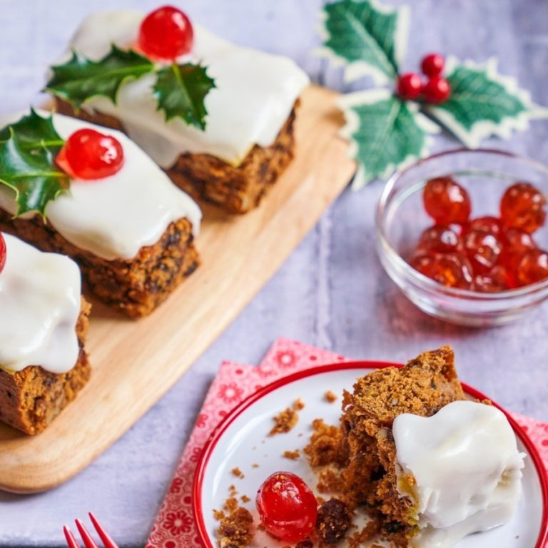 Mini Fruit Loaf Cakes by Annabel Karmel