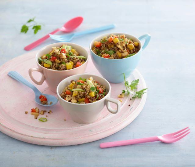 Annabel's Quinoa Salad