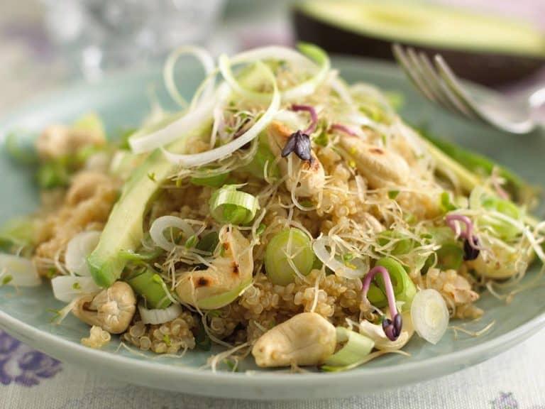 Quinoa Salad recipe by Annabel Karmel