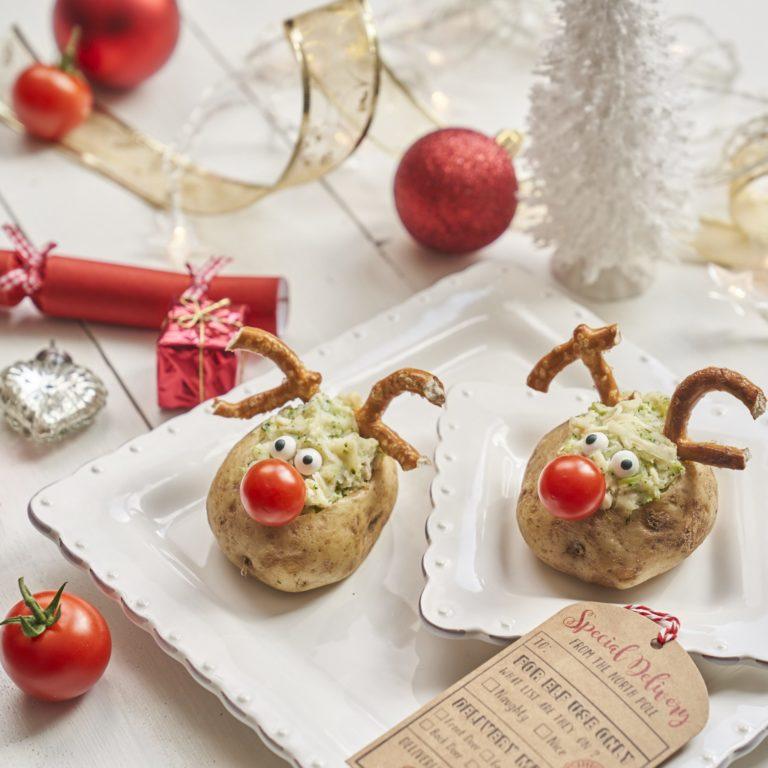Rudolf Potatoes recipe by Annabel Karmel