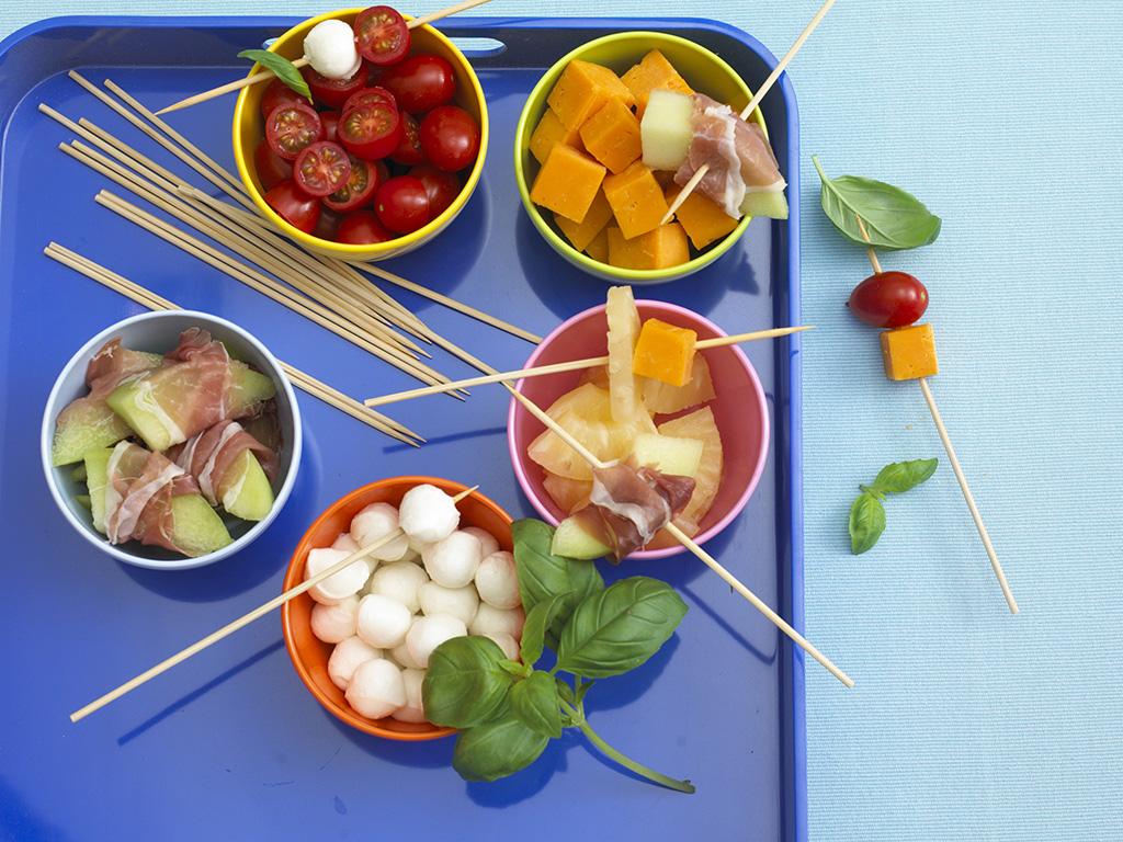 Salad Lollipops recipe by Annabel Karmel