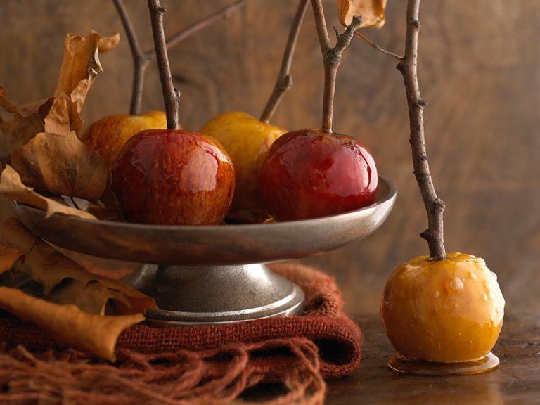 Toffee Apples recipe by Annabel Karmel