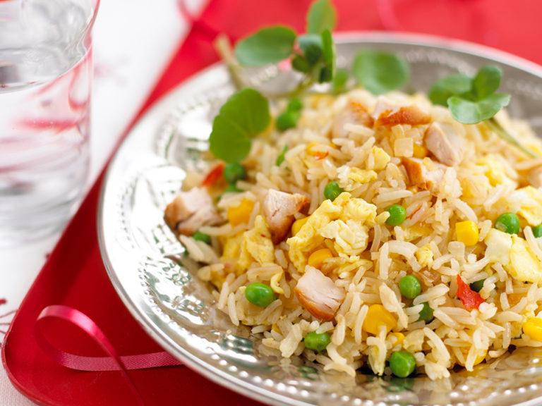Turkey Pilaf recipe by Annabel Karmel