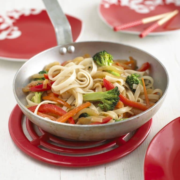 Vegetable Pad Thai Recipe by Annabel Karmel