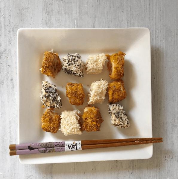 Banana Sushi recipe by Annabel Karmel