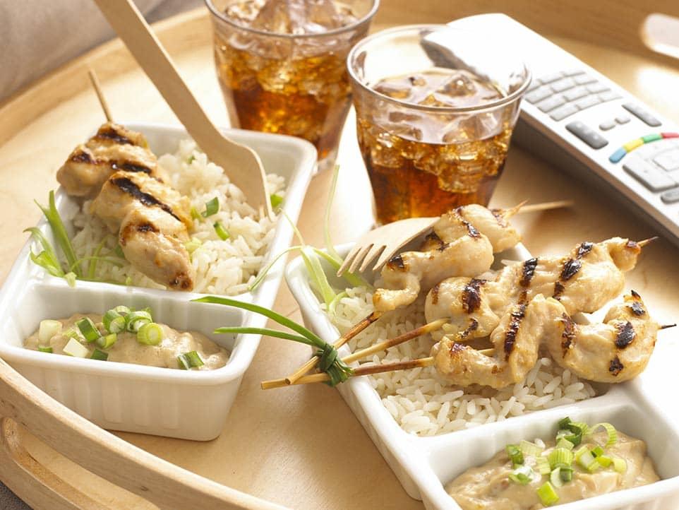 Chicken Satay recipe by Annabel Karmel