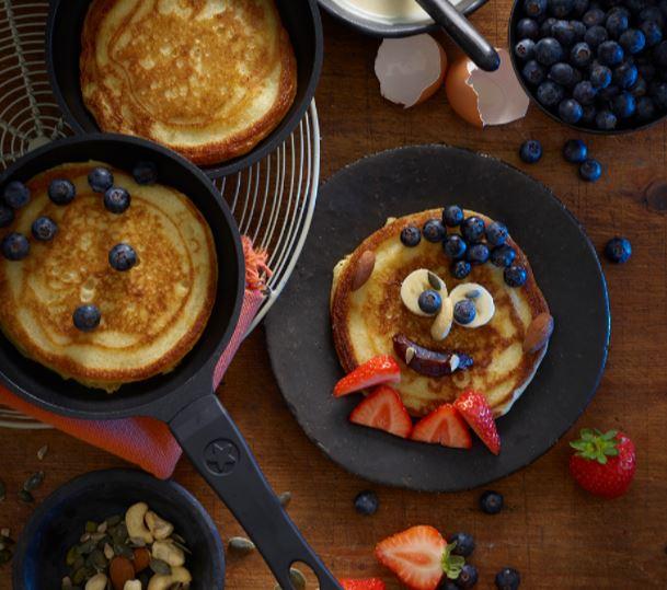Dracula Buttermilk Pancakes Recipe Annabel Karmel