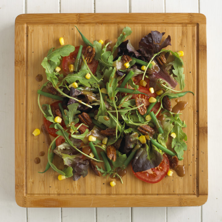 Salad with Green Beans recipe by Annabel Karmel