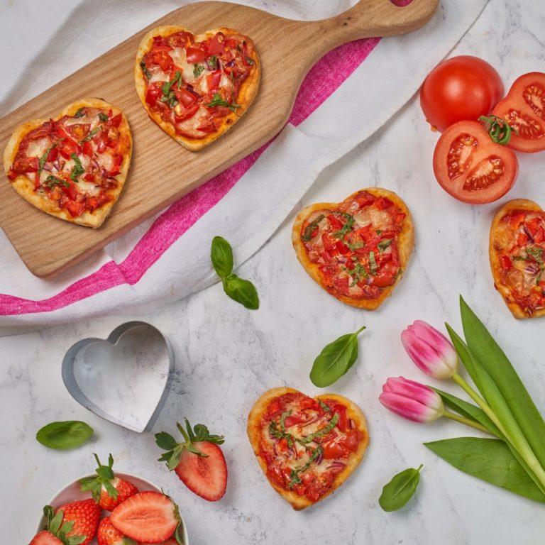 heart shaped pizza recipe annabel karmel