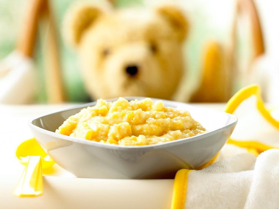 My Favourite Porridge recipe by Annabel Karmel