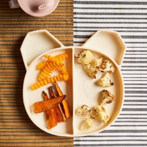 roasted vegetables recipe by Annabel Karmel