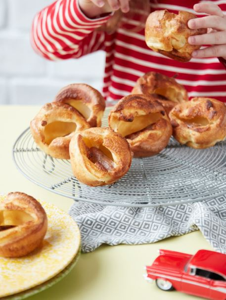 Mini Toad In The Hole recipe by Annabel Karmel