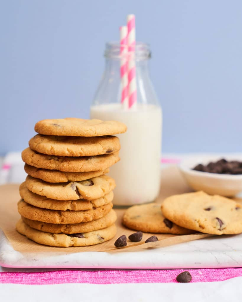 Eggless Chocolate Chip Cookies recipe by Annabel Karmel